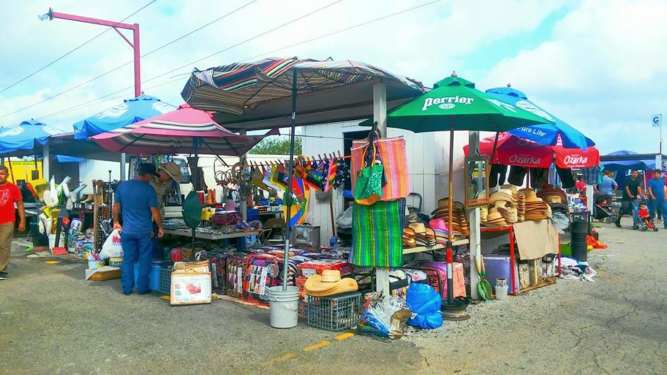 Vendors Mission Open Air Market